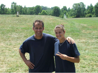 soccer skills Carli LLoyd coached by Con Boutsianis Football First